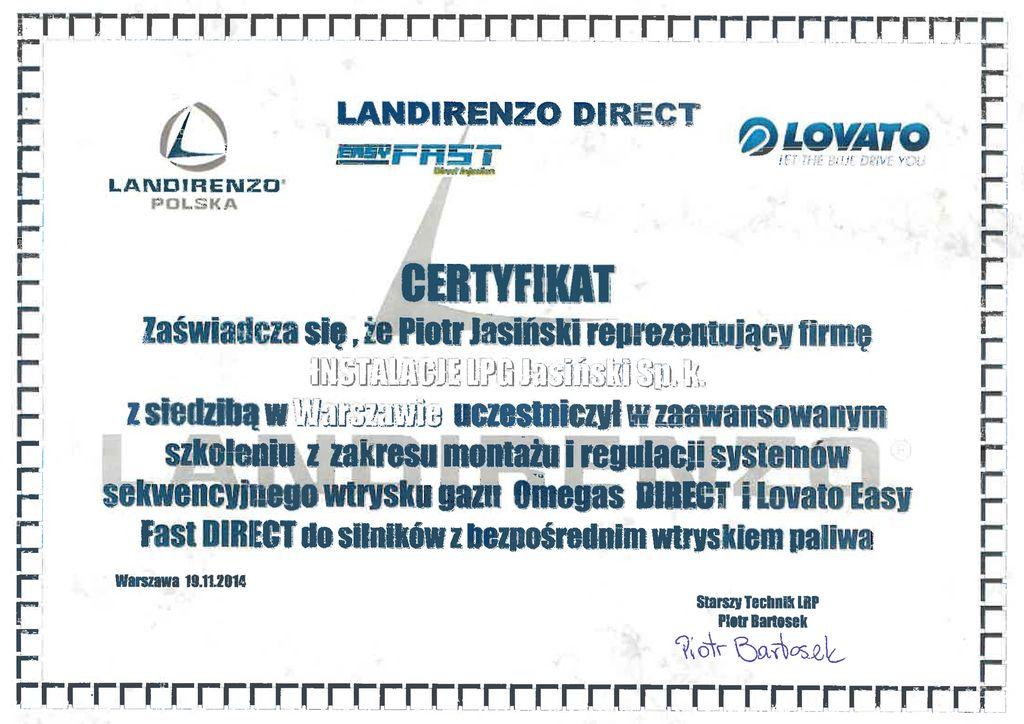 LANDIRENZO DIRECT